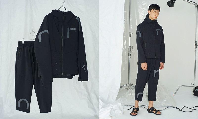 『ミズノ』rhrn Utility Jacket & Pantsの画像