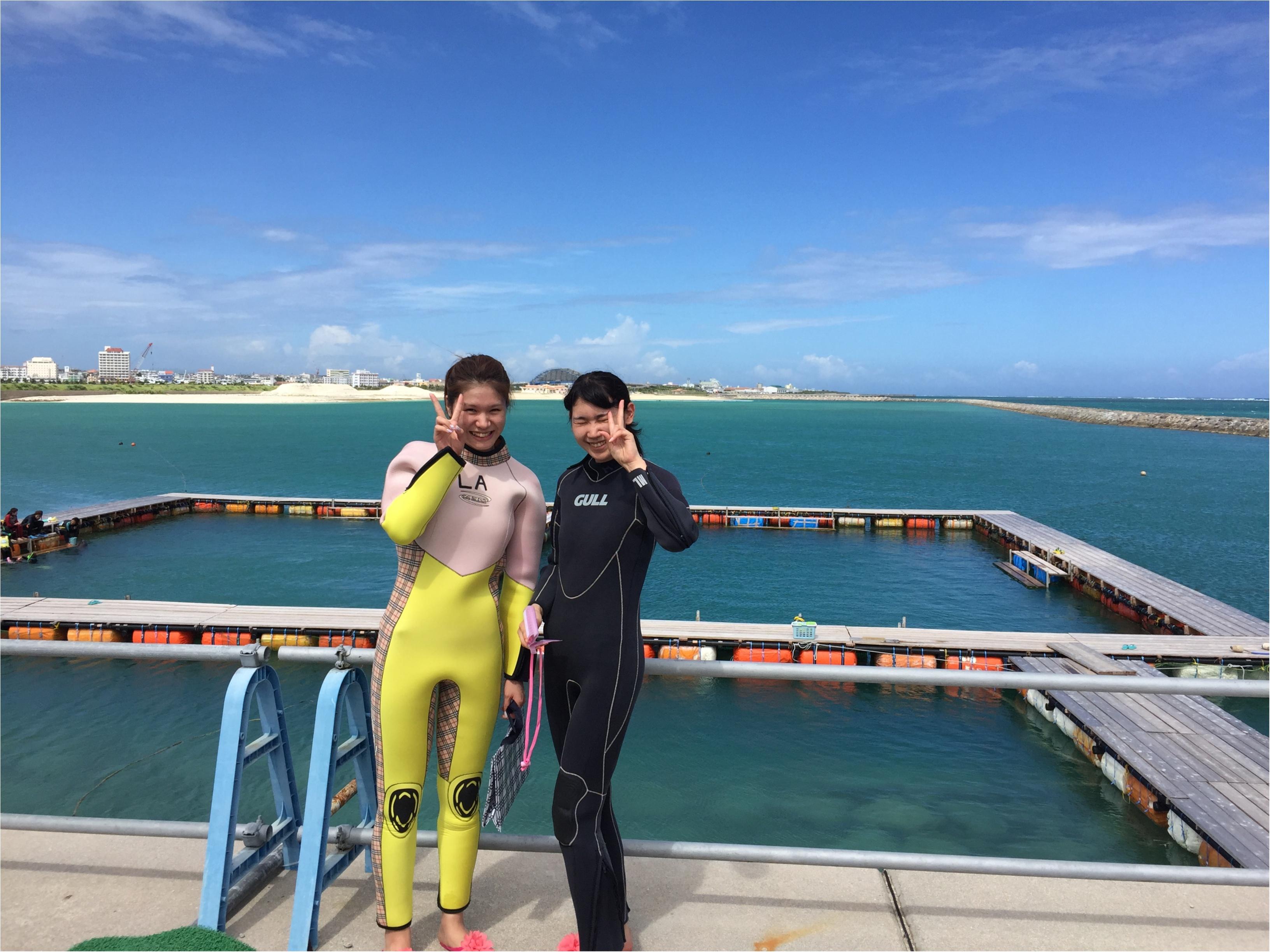 夏といえば沖縄!島巡り♪_4