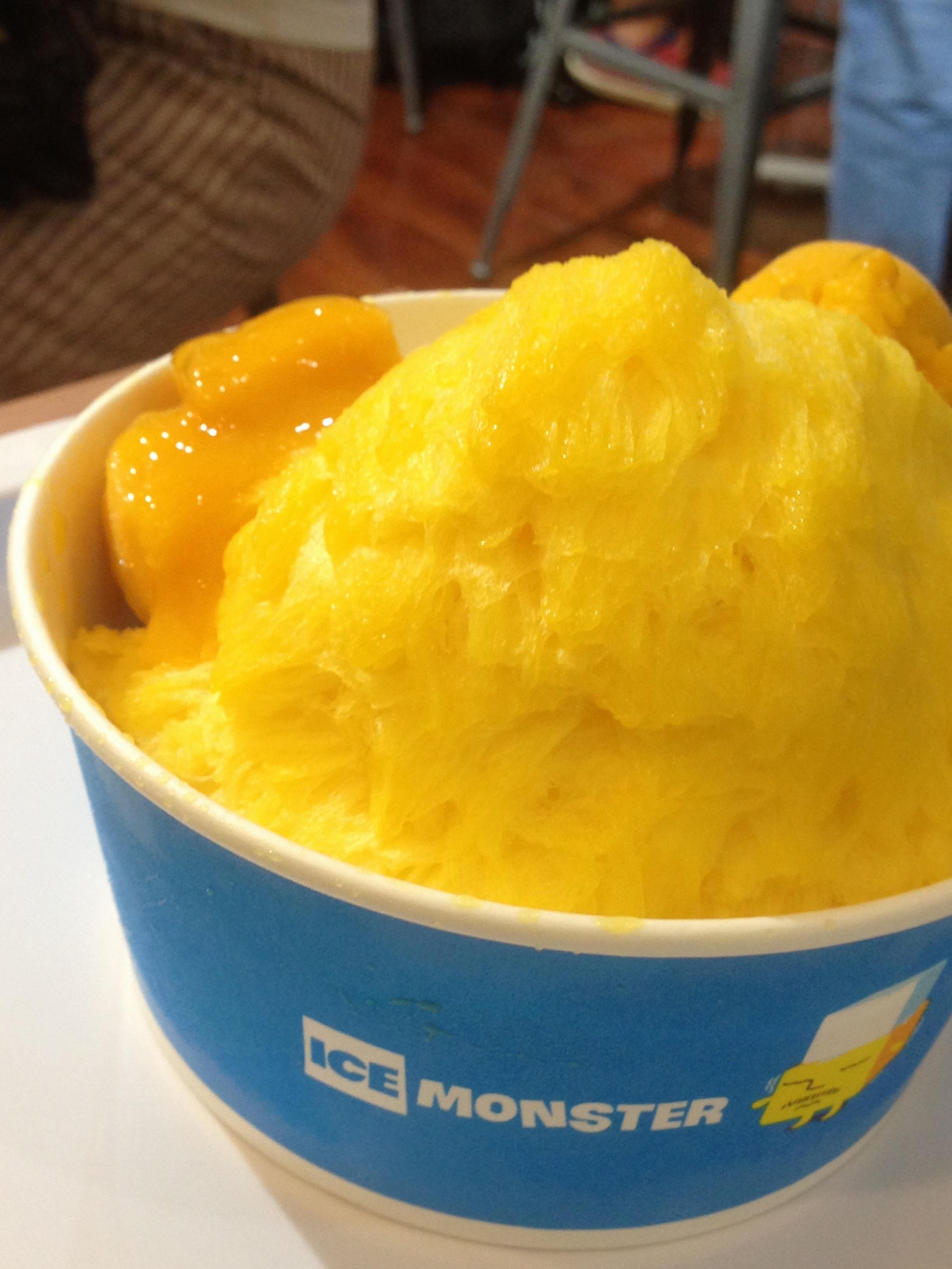 台湾で人気No.1の新食感カキ氷が今、越谷で食べられる‼️ICE MONSTER POP UP SHOP @越谷レイクタウン_5