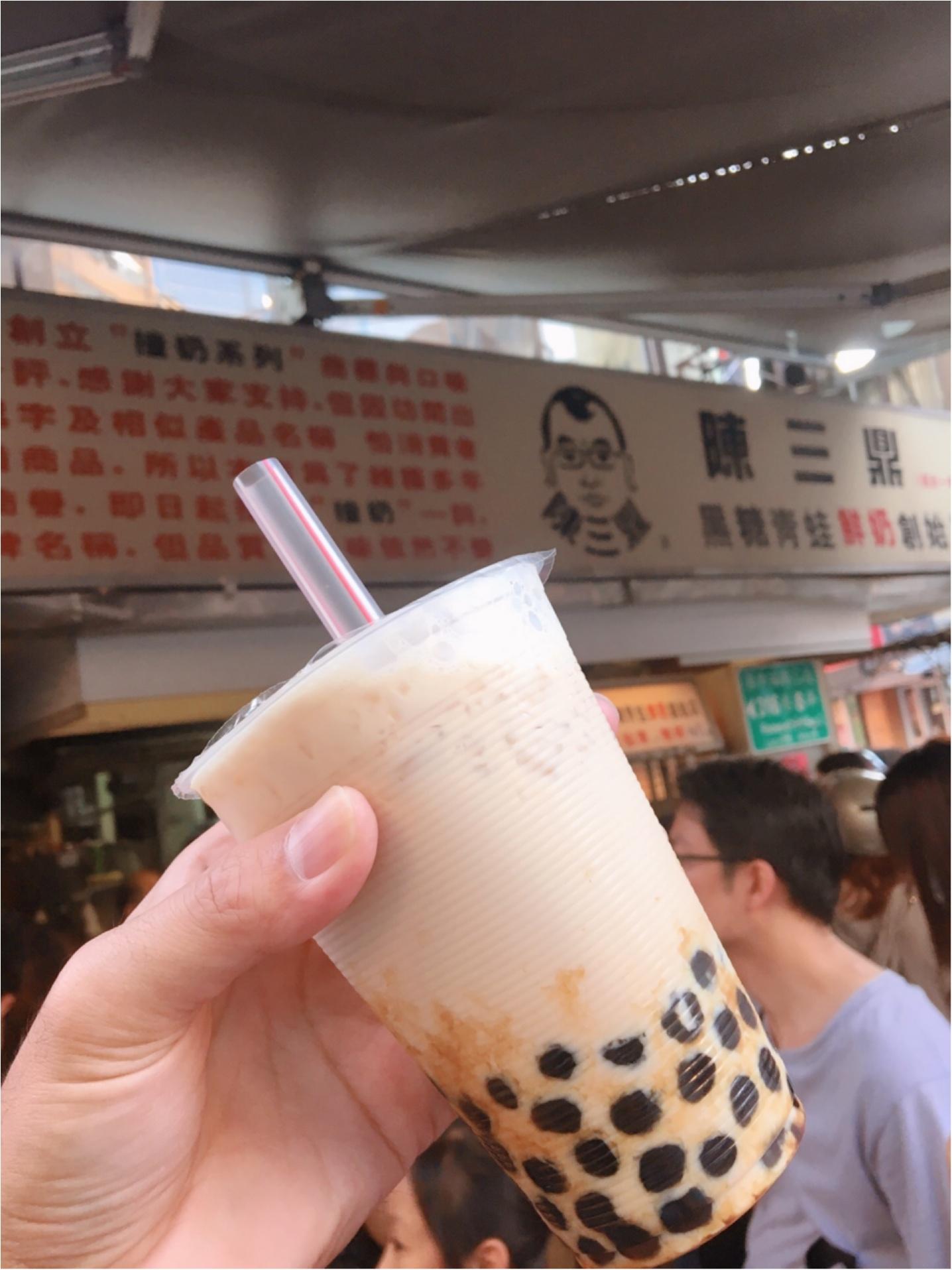 台湾でおすすめの「パールミルクティー」のお店4選♪_4