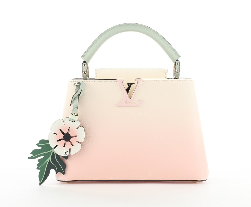 ルイ・ヴィトン、夏の新作ピンクのバッグ