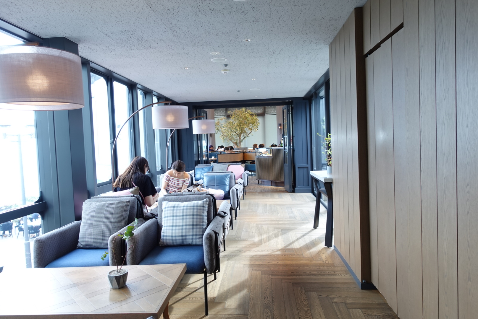 【神戸】神戸布引ハーブ園にいってみたらお洒落なテラスのカフェとハンモックがあってインスタ映えスポットだった_6