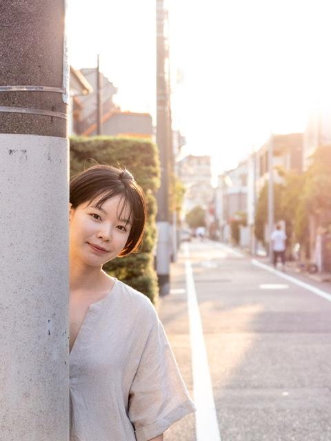 【お散歩コーデ】春夏はゆるワンピースに限る!_2