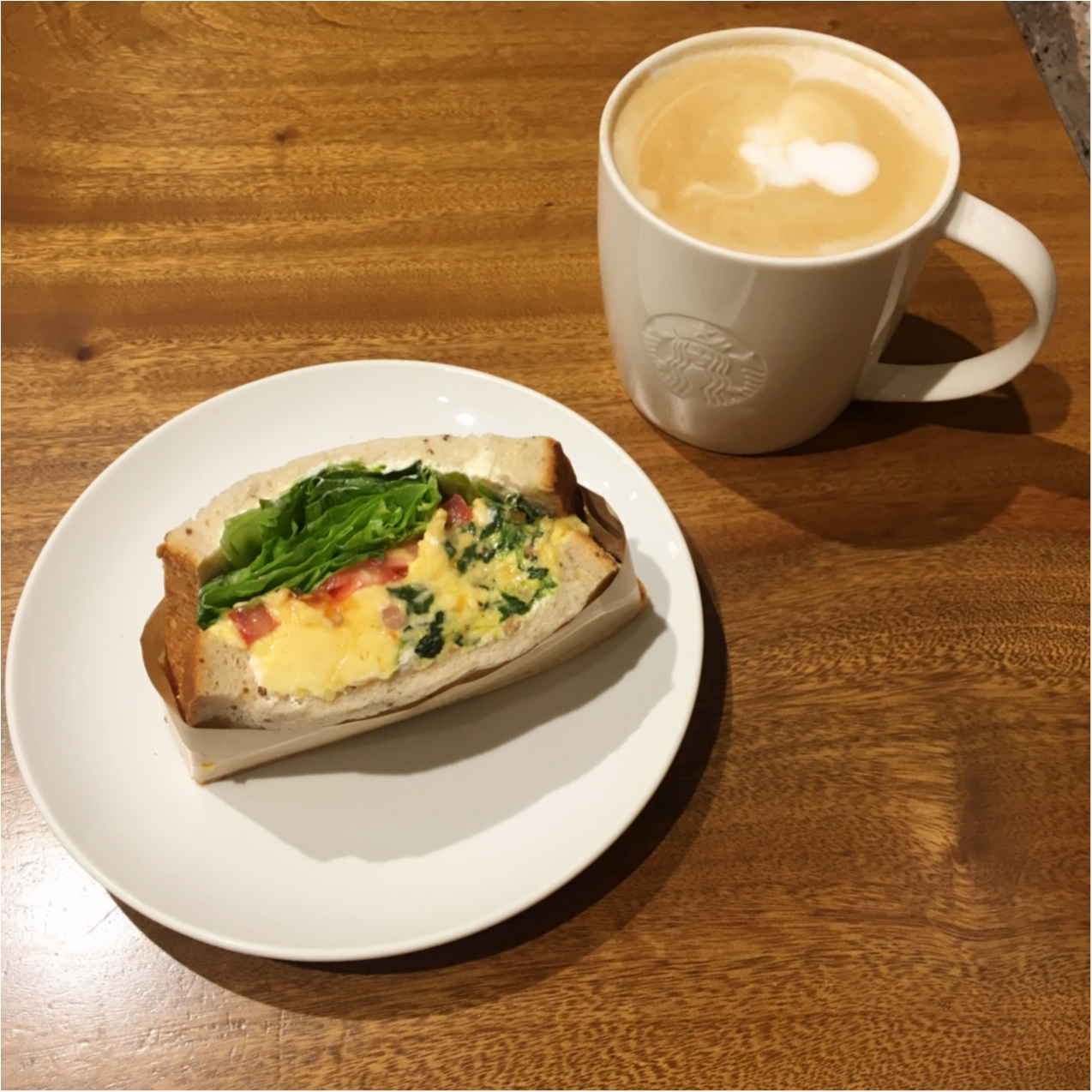 コーヒーだけじゃない!ボリュームたっぷり♡スターバックス美味しいサンドウィッチ♡ 6月14日から発売の新作フラペチーノの情報も♡_2