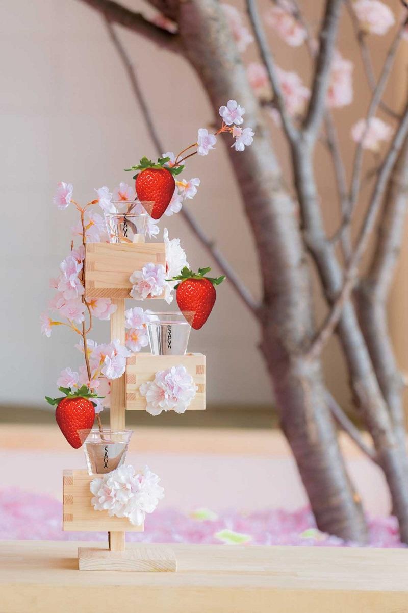 花びら120万枚の「桜プール」の中で乾杯! 表参道に「SAKURA CHILL BAR by 佐賀」登場。ブランド苺「いちごさん」も楽しめる♡【#桜 2019 15】_5