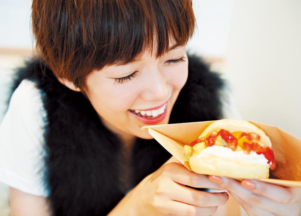 乙女の夢が詰まってる♡ 『スイーツバーガー』を食べたい❤_1
