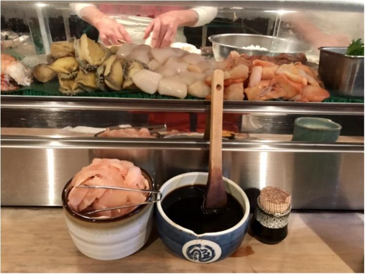 中央卸売市場の行列ができるお寿司屋さんで、朝カフェならぬ《朝寿司》してきました!_2