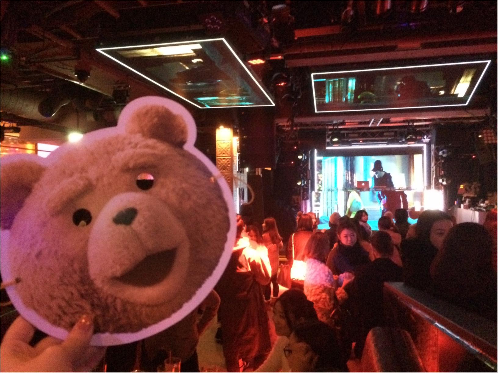 筧美和子さんも登場!「ted2」リリースパーティに潜入! _1