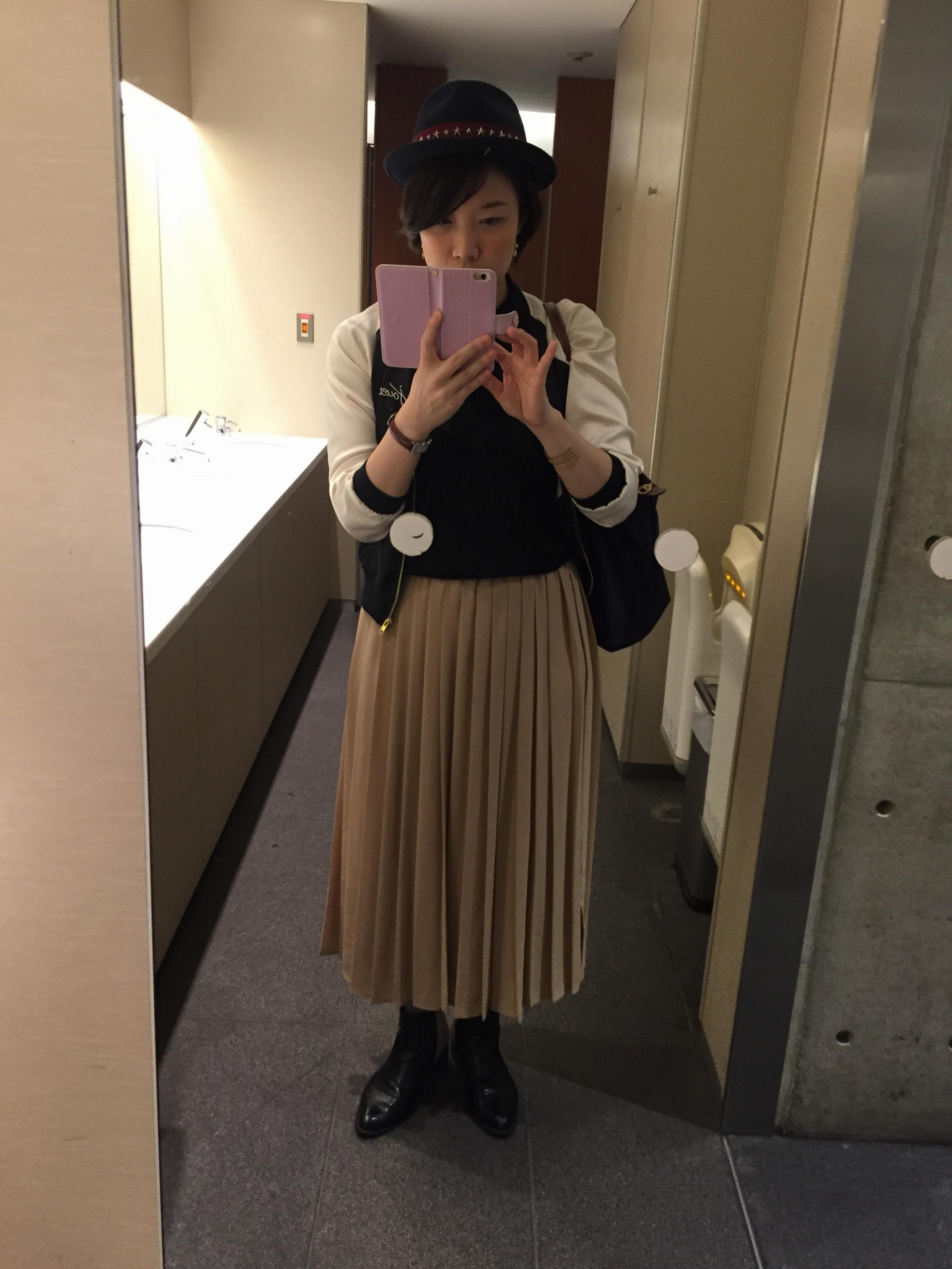 トレンドのスカートGET!_1