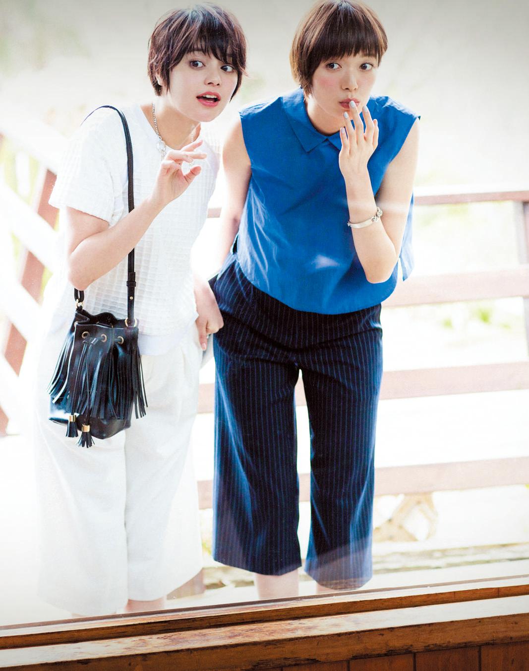 【今日のコーデ】友達とおしゃれしてショップクルーズへGO!_1