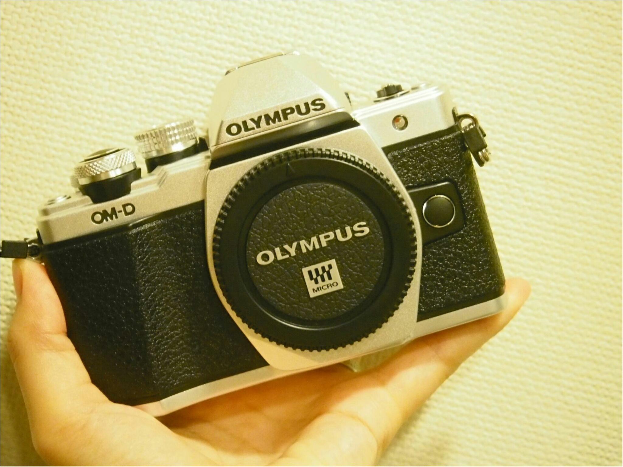 カメラ女子の相棒≪OLYMPUS OMD10 mark2≫を買っちゃいました!~カメラの魅力をご紹介~_3