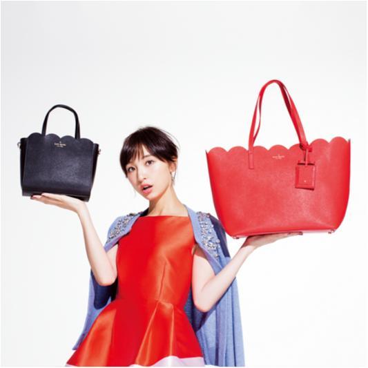どちらを狙う?人気ブランドの「大きいバッグ」と「小さいバッグ」①_1