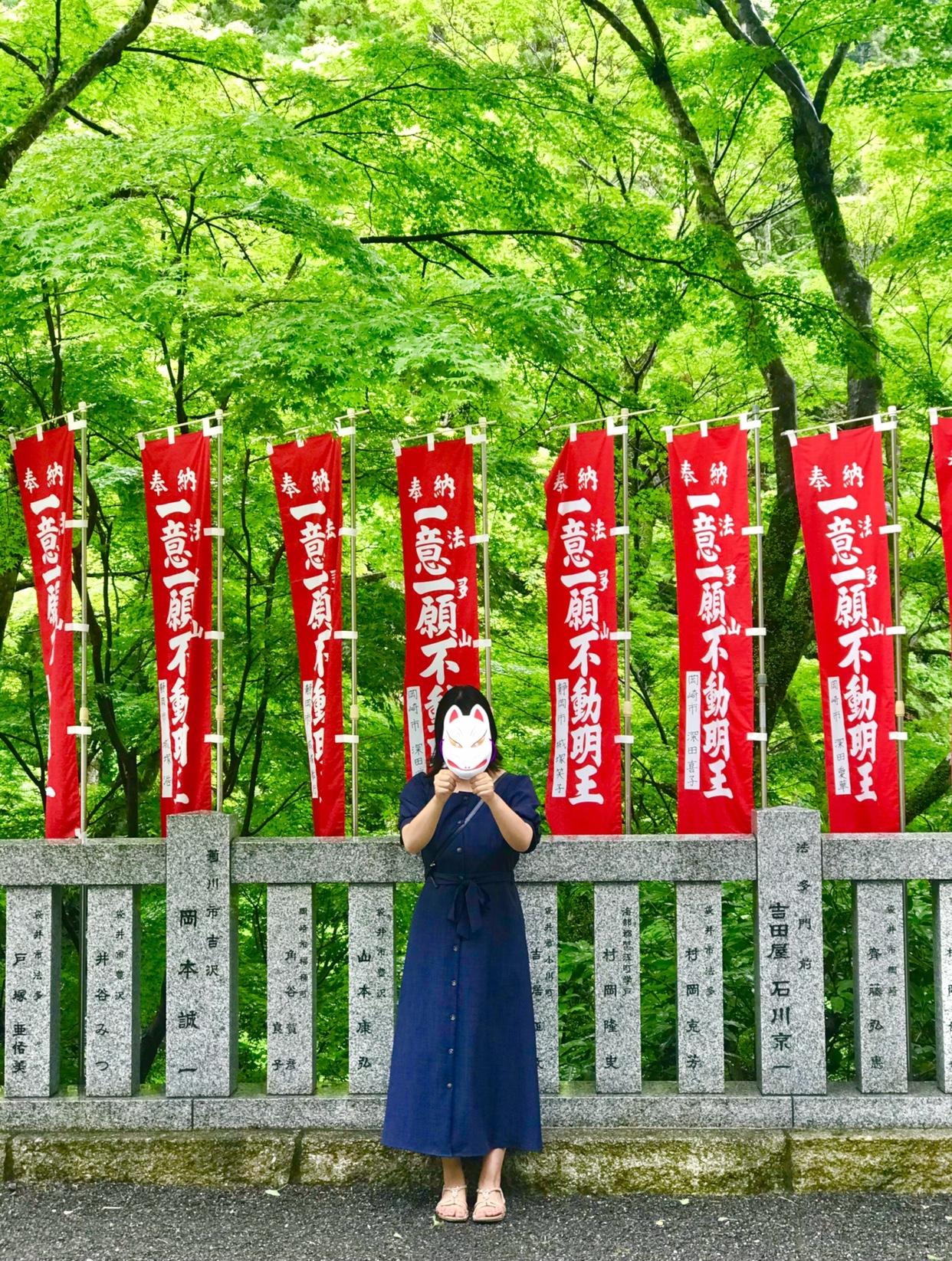 【風鈴×あじさい×傘】 風物詩が詰まったインスタ映えスポット 尊永寺①_7