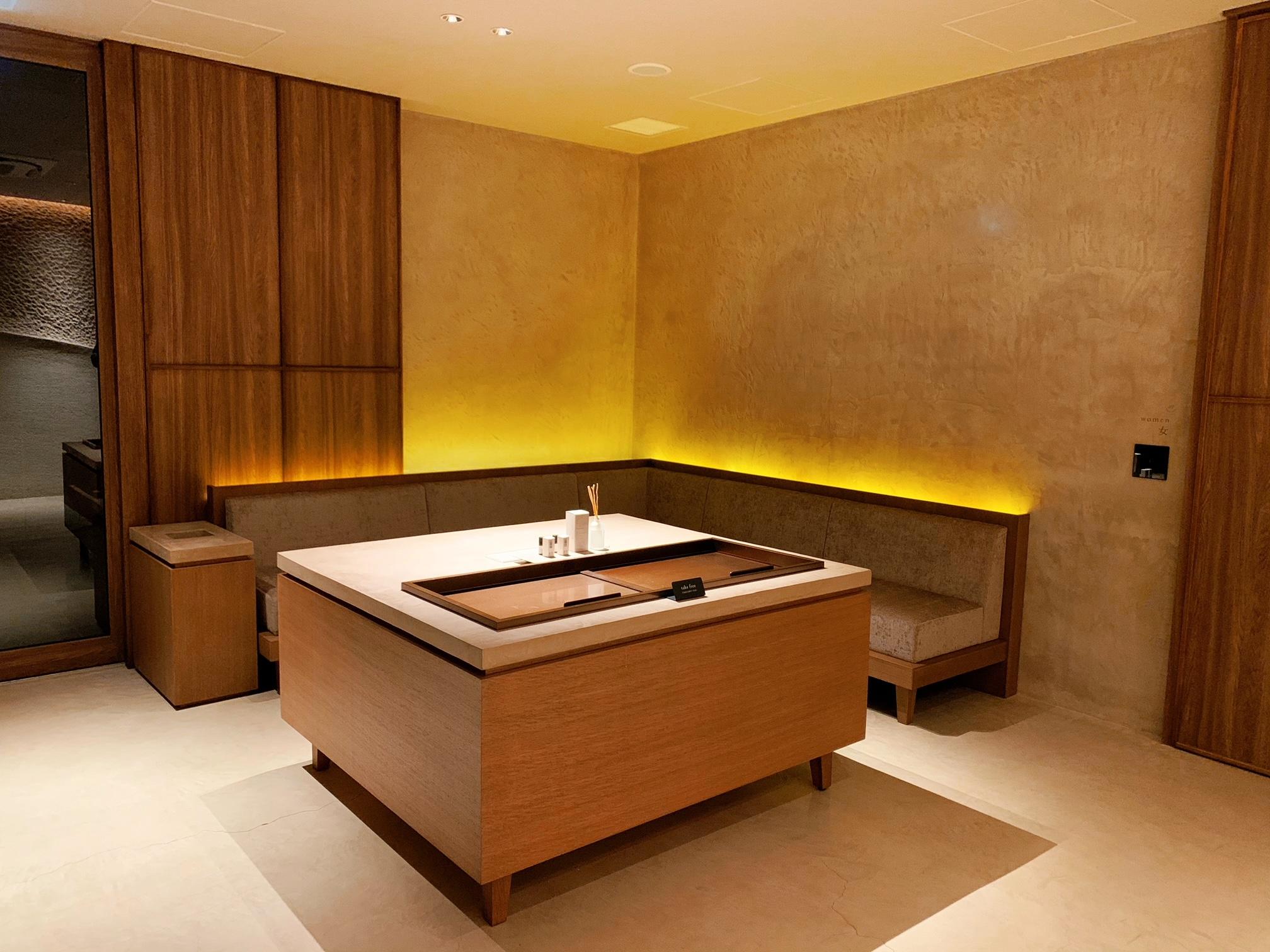 【なかなか予約が取れない!】東京に居ながらにして《箱根の温泉を楽しめる人気スポット》に行ってきた♡_9