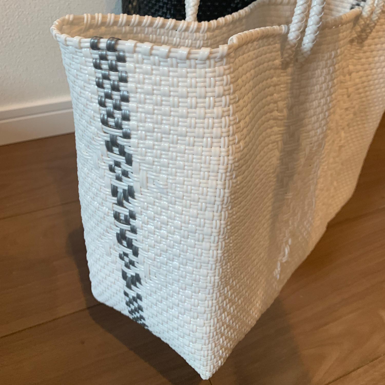 ペットボトルのキャップから出来た鞄がお洒落❤︎流行りのお気に入りカゴバックを紹介!_2