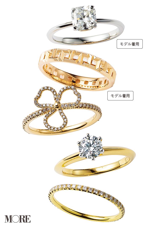 シャネル、ティファニー、カルティエも♡「令和婚」には憧れハイジュエラーのリングを!_6