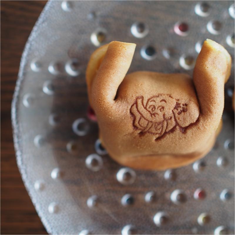 心を鷲掴みにするナウマン象のお饅頭♡お買い上げはこちら♪(412あみ)_1