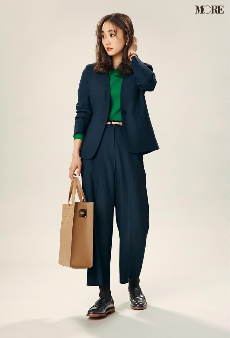 レディースセットアップ《2020》特集 - 人気ブランドのおすすめジャケット&パンツ・スカートのコーディネートまとめ_34