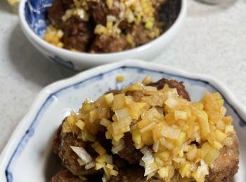 【週末作りたい作り置きレシピ】肉団子の甘酢かけ!
