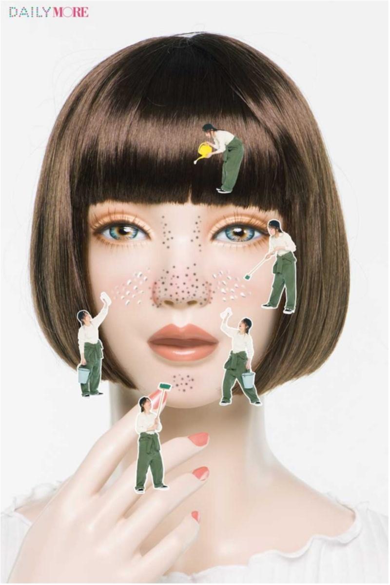 毛穴ケア特集 | つまり・黒ずみ・ひらき・角栓・ケア方法・おすすめの化粧水・美容液・洗顔料・クレンジング_7