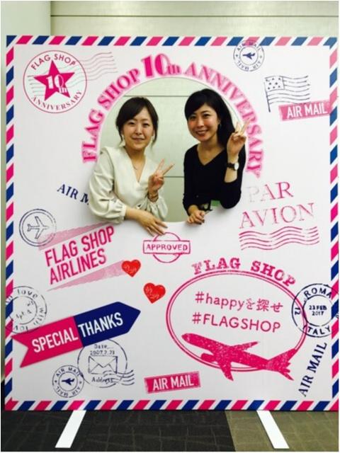 【FLAG SHOP】10th ANNIVERSARY PARTYに参加してきました★_16