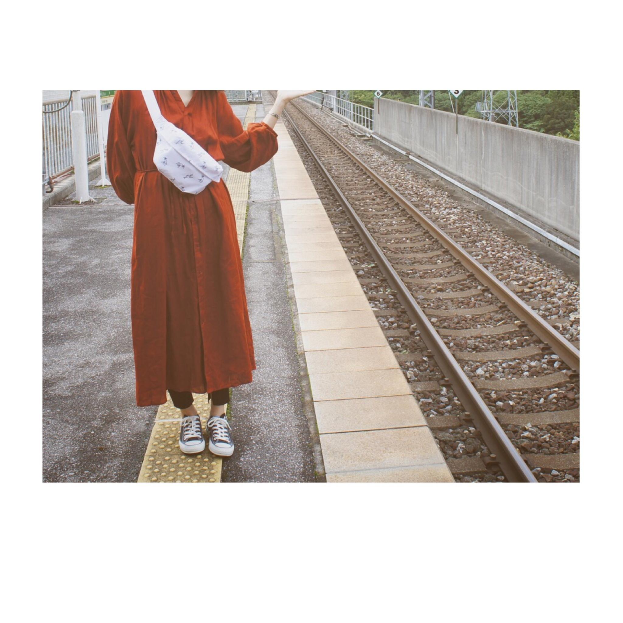《今秋トレンド》はプチプラで❤️【GU(ジーユー)】のリブスリットレギンスパンツ¥1,490+税が履き心地抜群✌︎❤︎_4