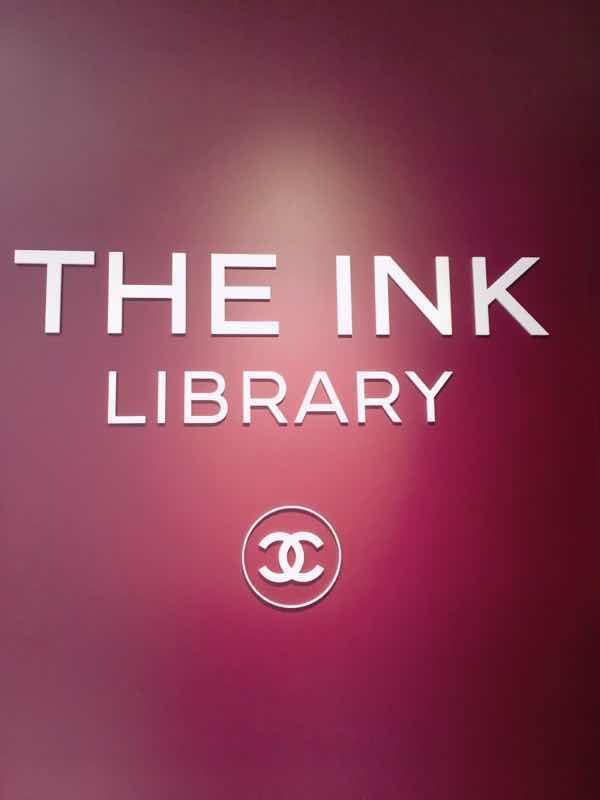 【プチギフト付】CHANELのビューティーイベントTHE INK LIBRARY で新色限定色を一足先に体感しよう_4