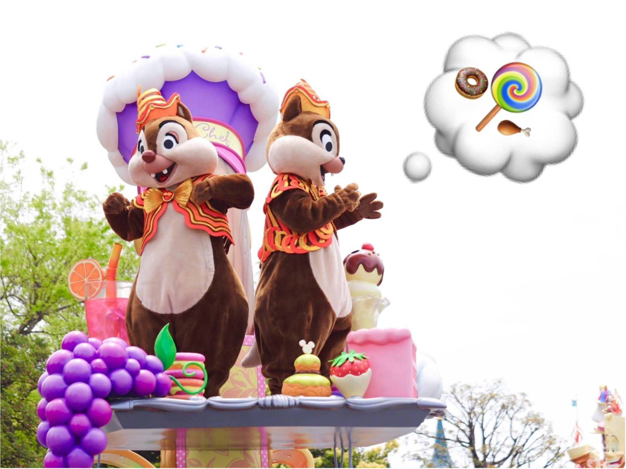 お土産やパレード情報も!! 『東京ディズニーリゾート35周年 Happiest Celebration! 』まとめ♡_19