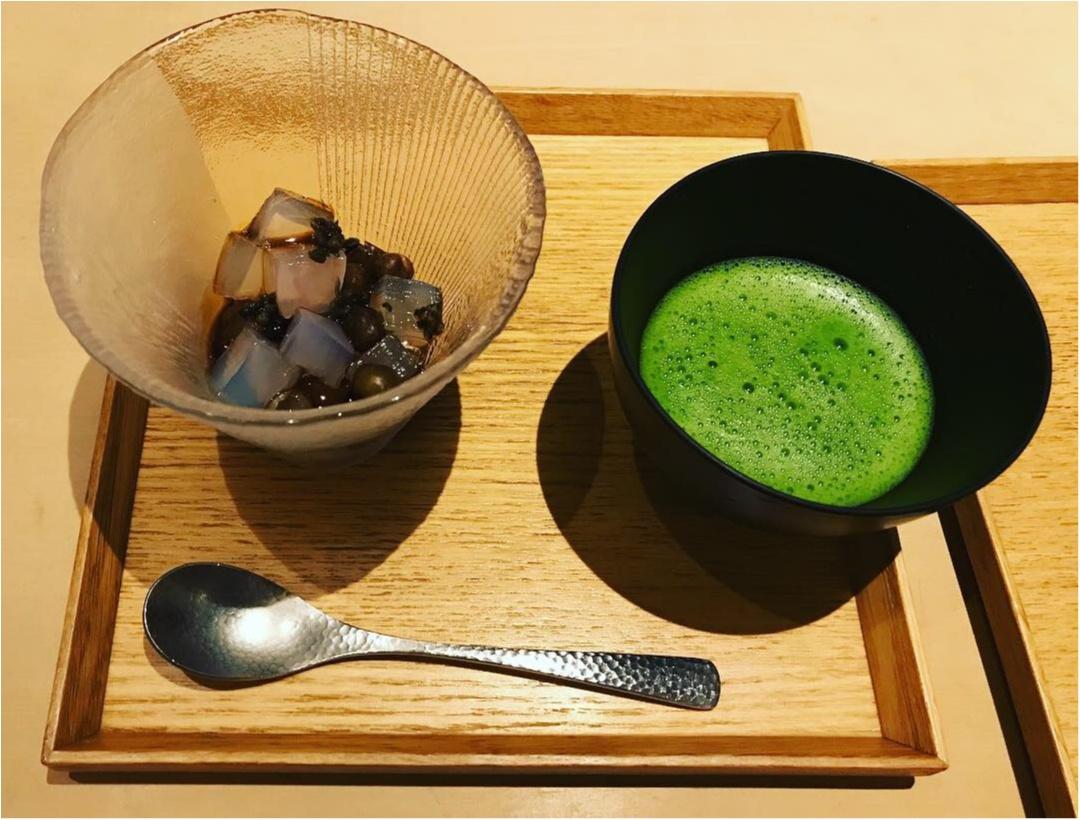 【東京】茶酒 金田中【表参道】和食_8