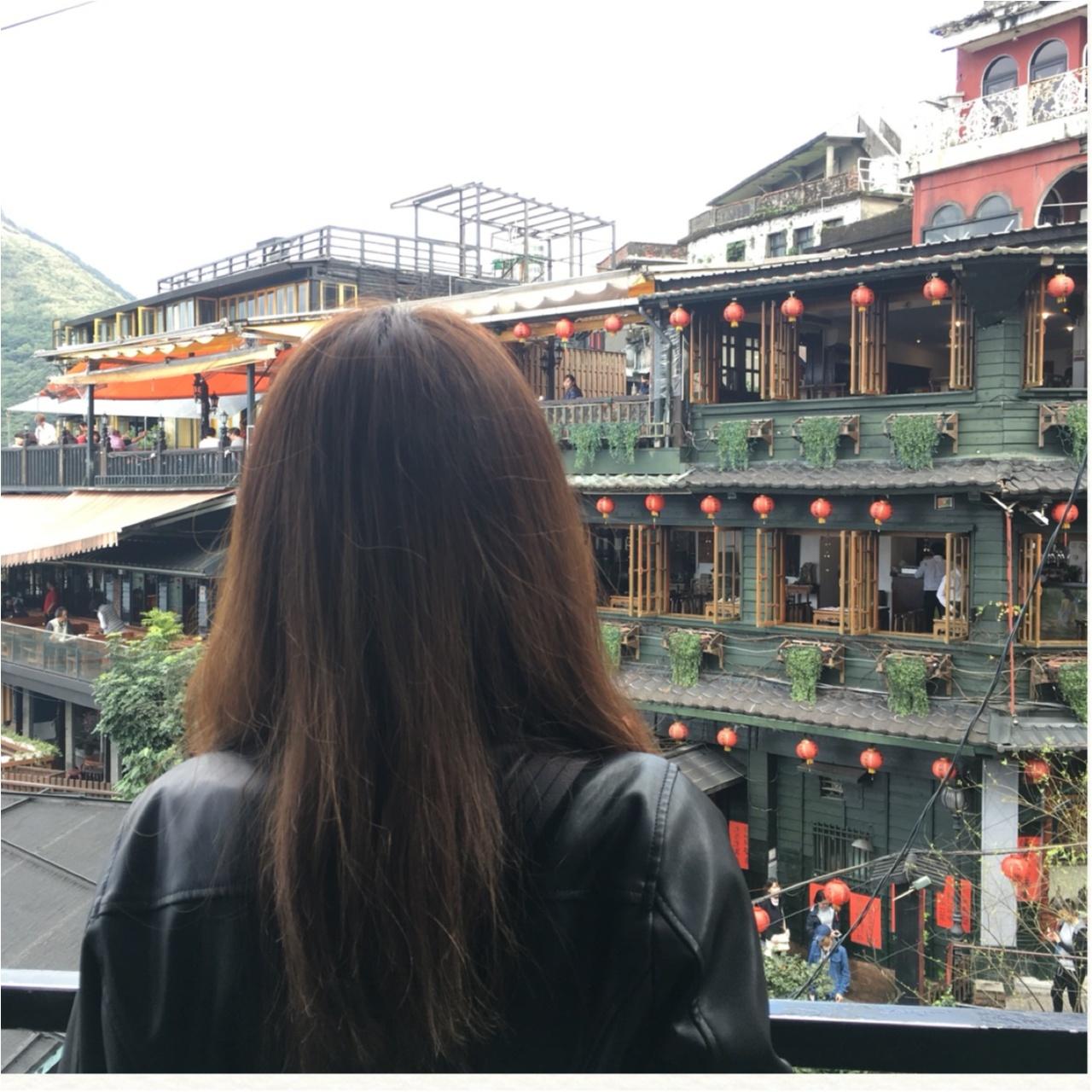 ≪台湾旅行≫まるでジブリの世界のなか♡台湾・九份へ行ってきました!♡_4