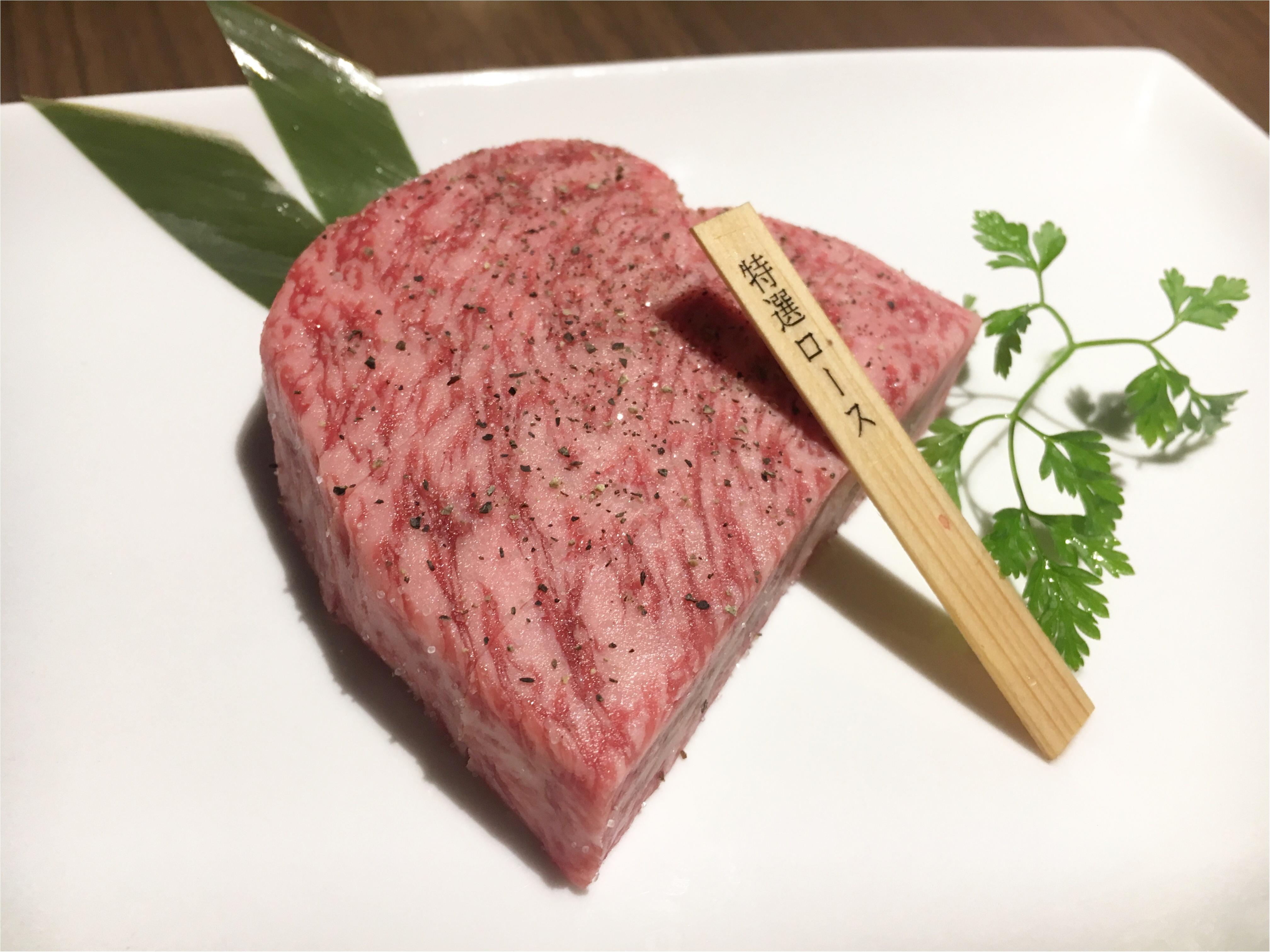 西麻布のA5ランク焼肉「にく蔵」★_2