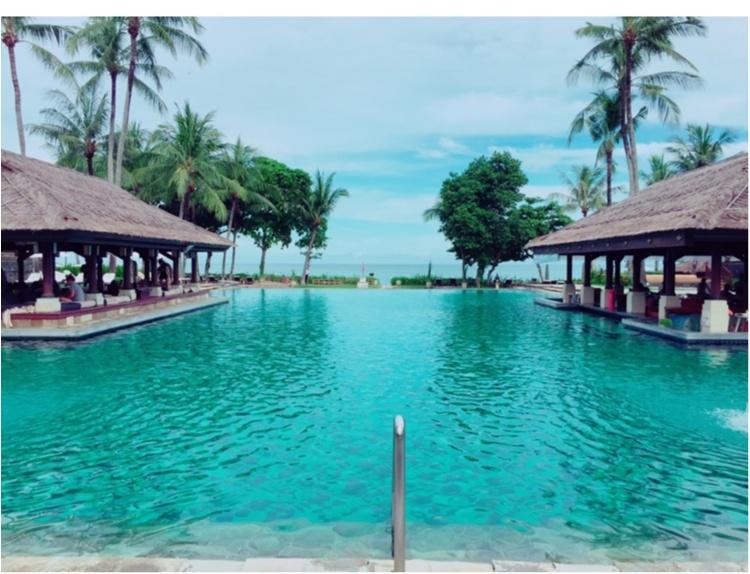"【TRIP】BaliのHotelに悩んだら❤︎バリを存分に味わえる、極上リゾートの""インターコンチネンタルリゾートバリ""で決まり♡_3"