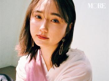 鈴木友菜の素敵な表情を撮影したのは……?【モデルのオフショット】