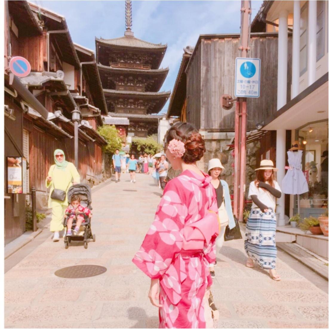 京都女子旅特集《2019年版》- 旅する女子がおすすめする、インスタ映えスポットやカフェ、レンタル着物は?_81