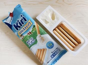 【セブンで買える】ダイエット中もOK!Kiriのクリームチーズがおやつにもおつまみにも♡