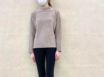 『ユニクロ』ニット全部試着してみた♡ トレンド服の着こなし6選【今週のファッション人気ランキング】
