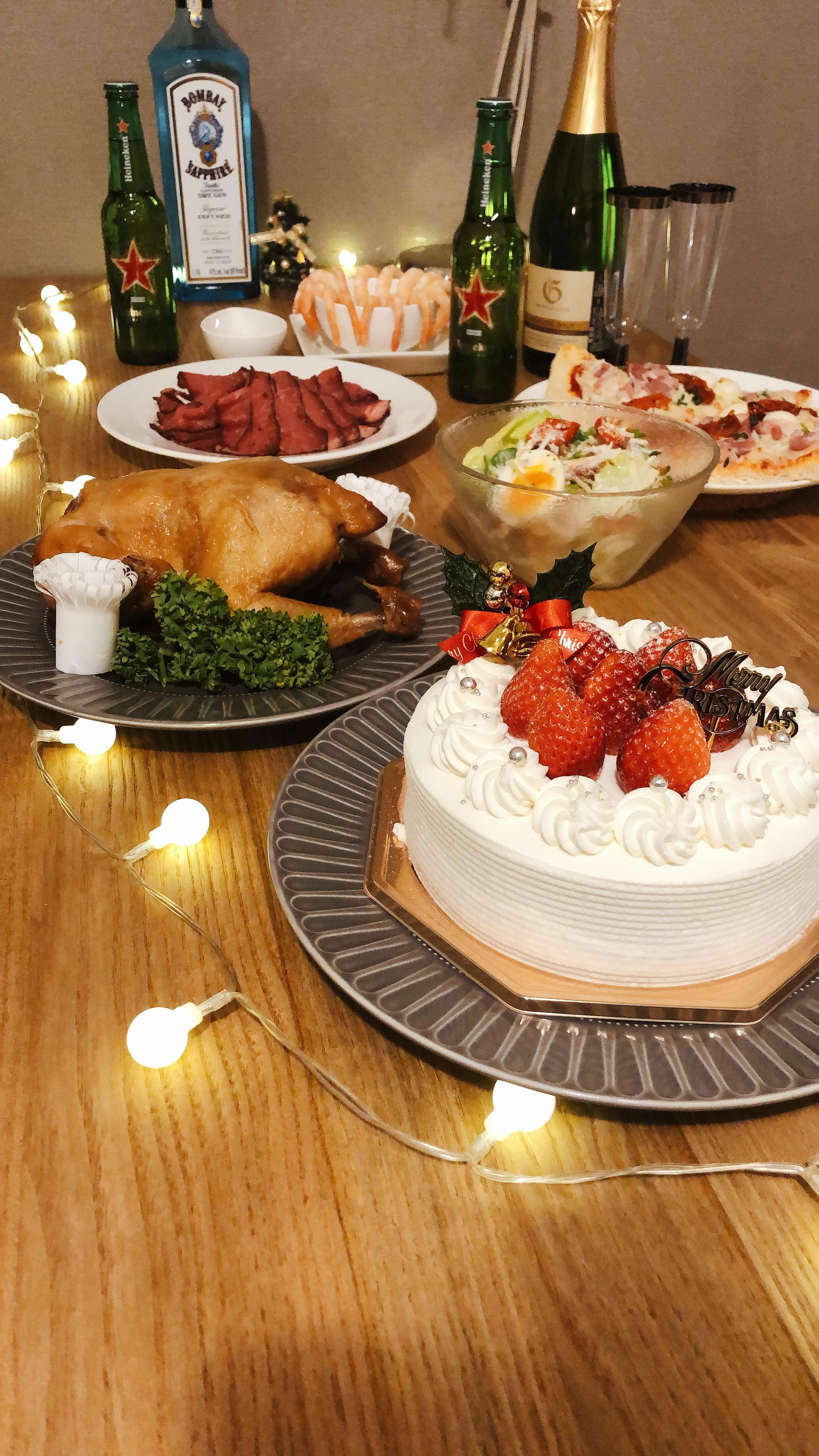 おうちで過ごすクリスマス!ウエスティンホテル東京のストロベリーショートケーキで華やかに_1