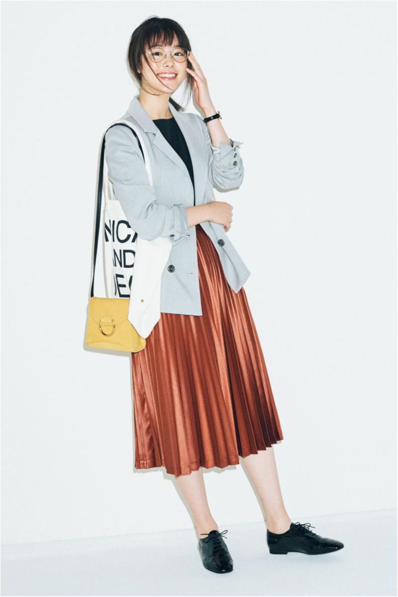 ファッション,2018,秋,コーデ,ジャケット
