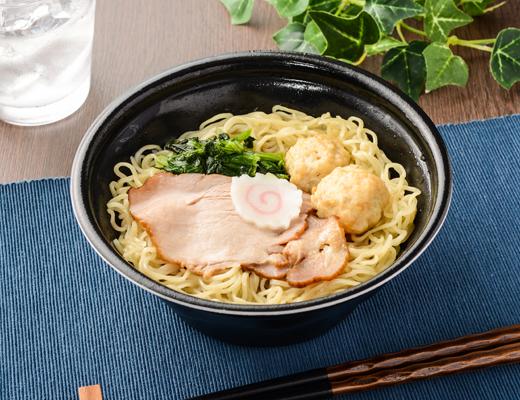 ローソン新作麺「中華蕎麦にし乃監修 山椒そば」