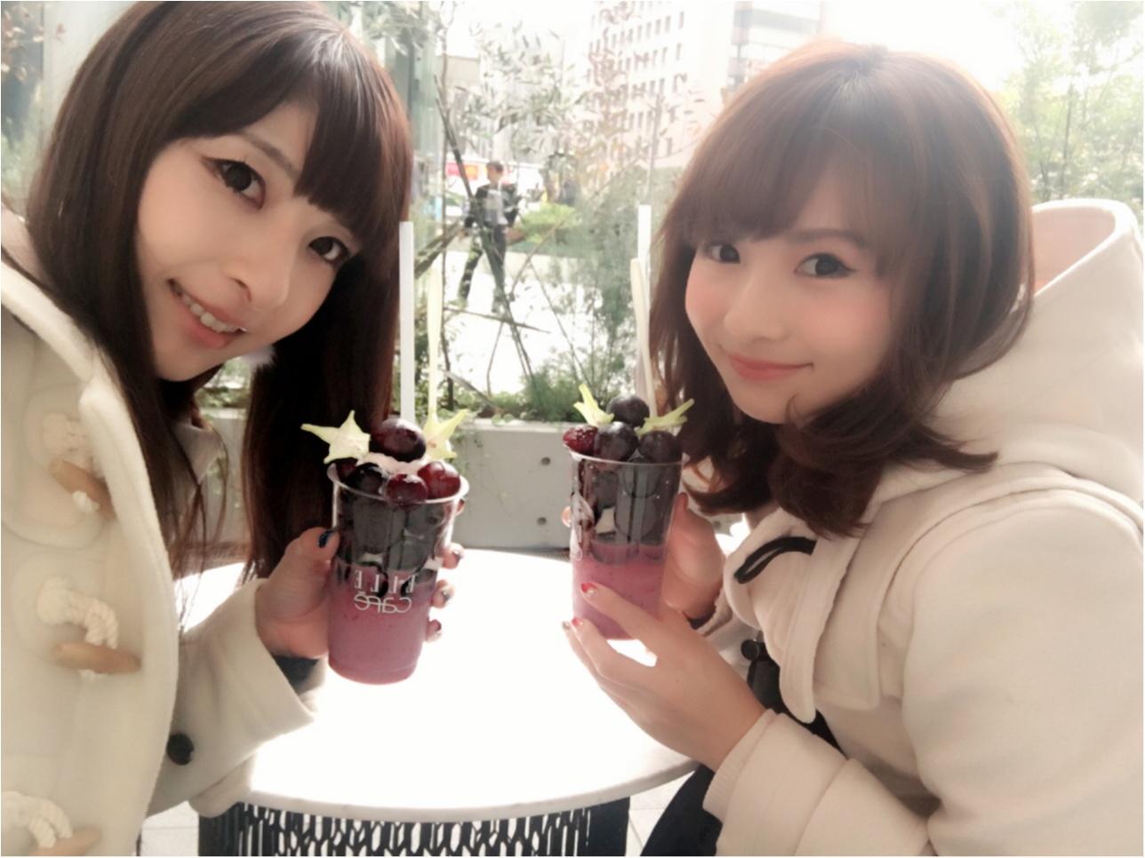 ♡11/11グランドオープン【ELLE café 青山店】プレオープンへ♡モアハピ◡̈のぞみ♡_16
