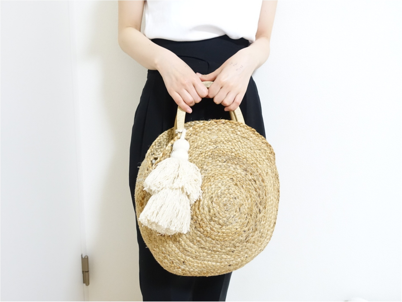今年の夏は、小物も《ZARA》で!流行りの「サークルバッグ」もお安くGET☆_2