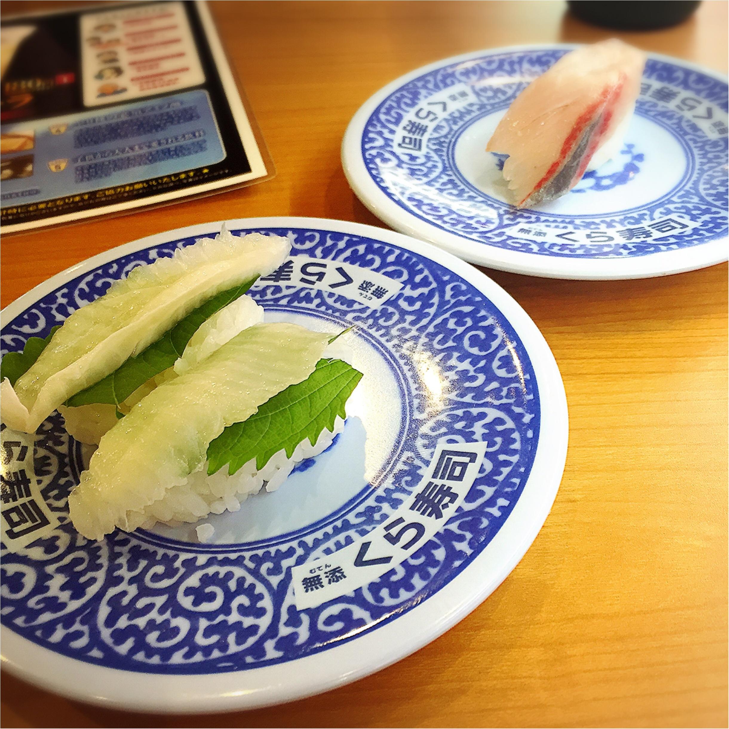 【7/29発売】世界初!?くら寿司の《シャリコーラ》と《シャリカレーパン》を実食❤︎_1