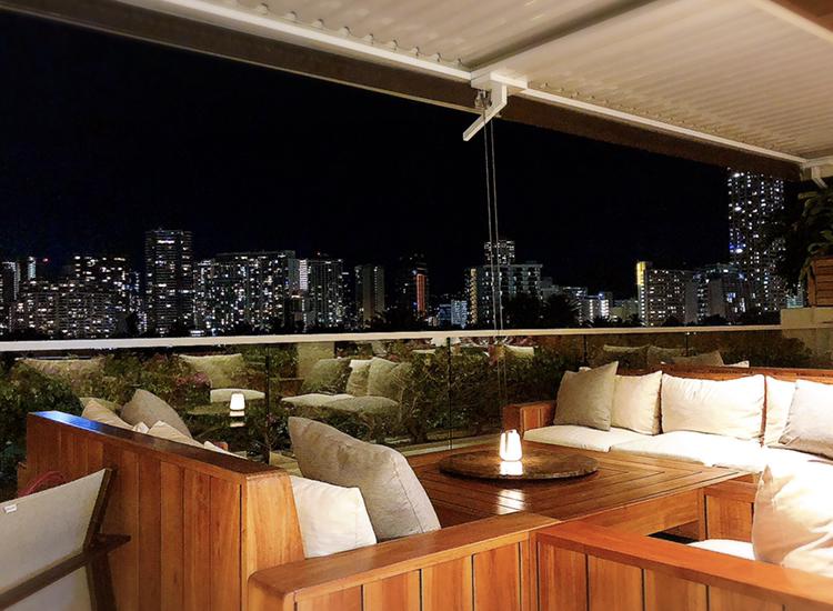 【Hawaii】ハッピーアワーでNYステーキも半額!憧れのラグジュアリーホテルでお得にディナーをいただきました♩_6