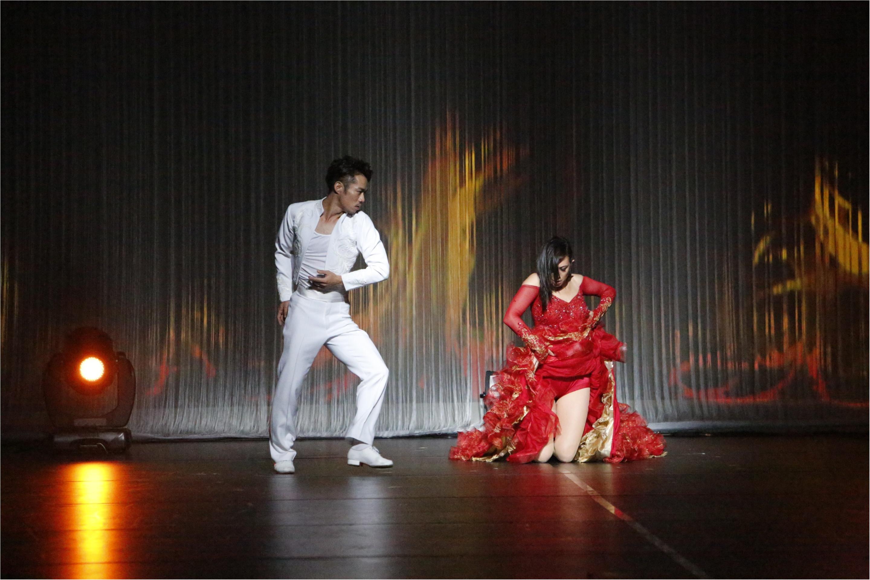 【高橋大輔さん初舞台レポート】さすが世界チャンピオン! 表現力豊かな圧巻のダンスを披露!_3