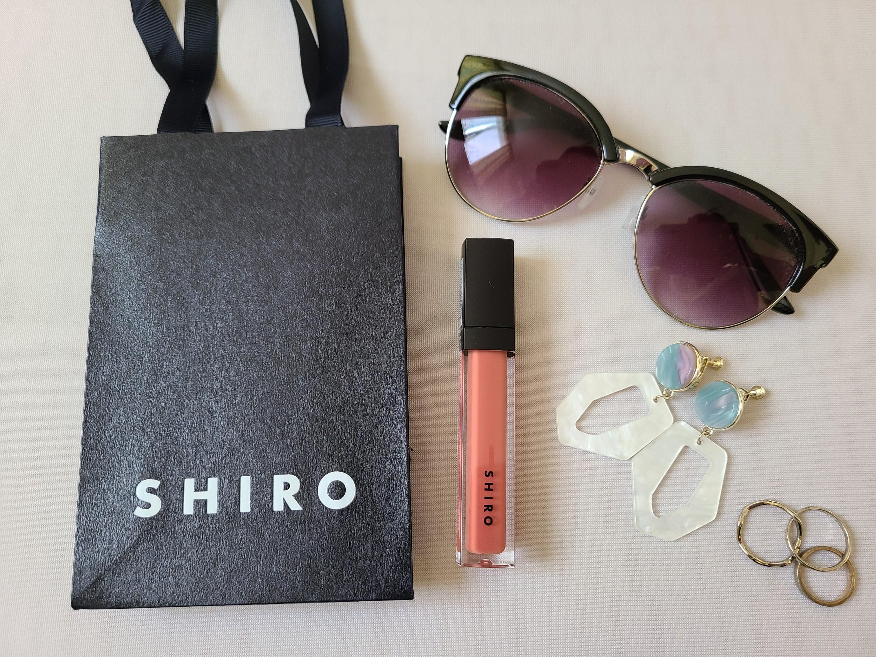 【SHIRO】夏リップで夏支度!「テラコッタ」は上品夏顔カラー❤️_1