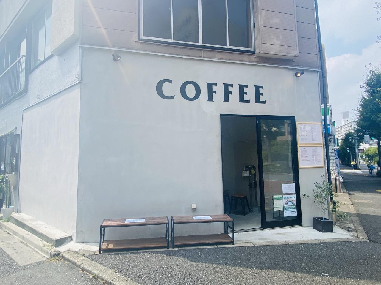 【北新宿カフェ】のんびりひとり時間を過ごすならココ!おすすめコーヒースタンドをご紹介★_1