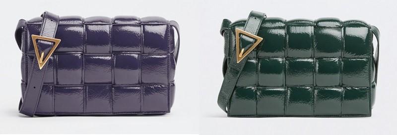 ボッテガヴェネタの人気バッグ「パデッドカセット」新素材