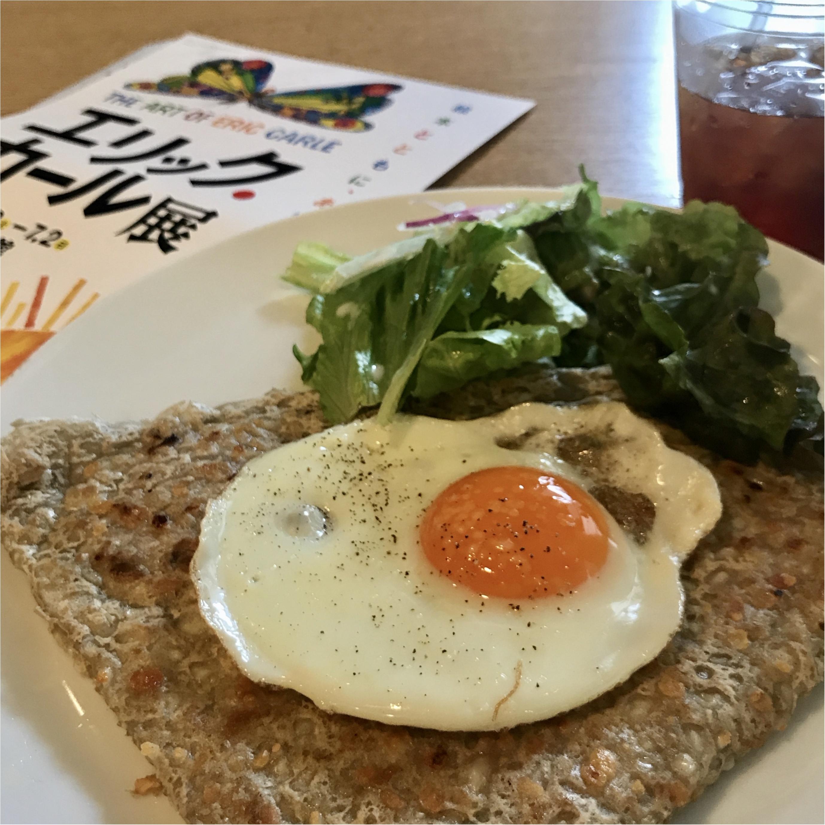 【世田谷美術館】《エリック・カール展》と美味しい◯◯が食べられるミュージアムカフェ♡_3