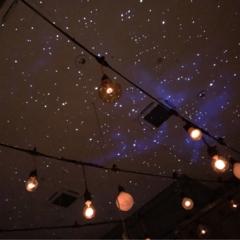 【銀座でお洒落ディナー】5/30 NEWオープン!まるでプラネタリウム!?「and people 銀座」