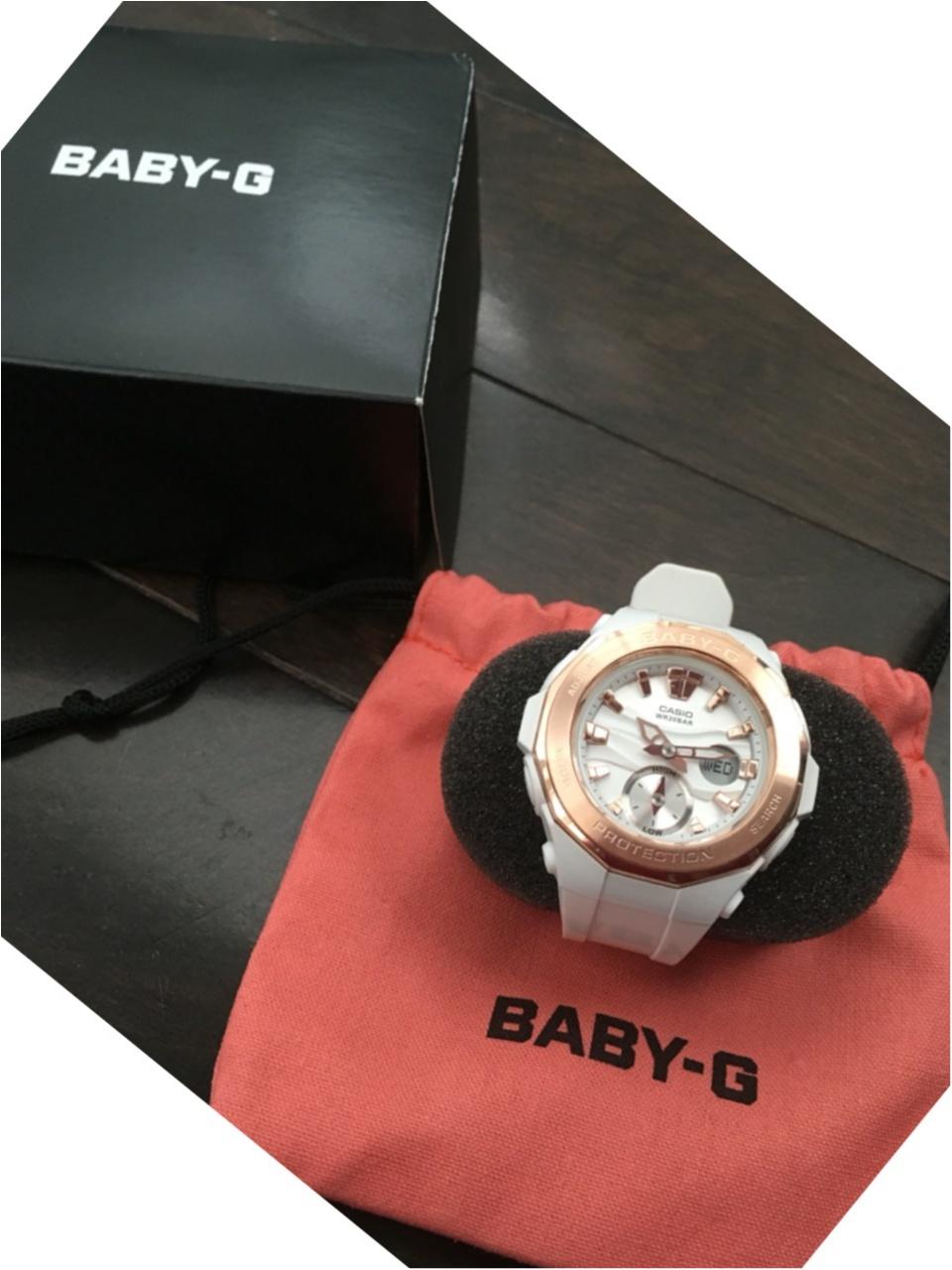 ♡ビーチファッションに合う【新作BABY-G腕時計】オシャレ可愛いitem♡モアハピ◡̈のぞみ♡_15